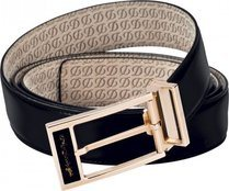 Line D Belt Héritage Black Box – Chinese Lacquer Pink Gold