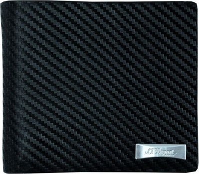 Défi Coin Purse/Billfold for Credit Cards – Black Carbone