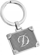 Key Ring Diamond Head Mallette