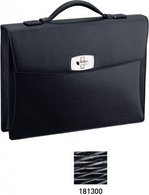 Line D Tourniquet Brief Case – Black Contraste